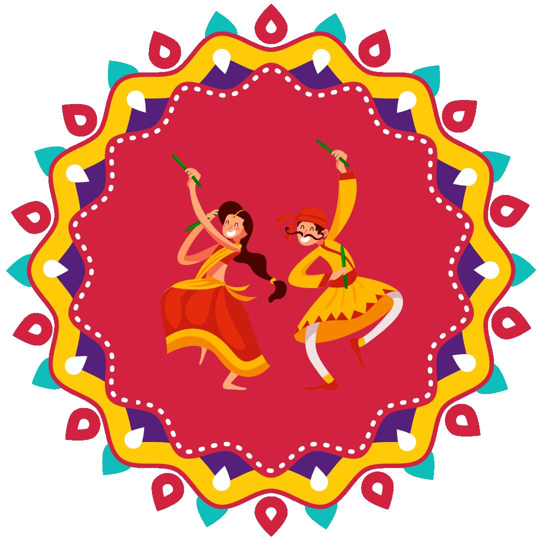 Navaratri Festival Designs